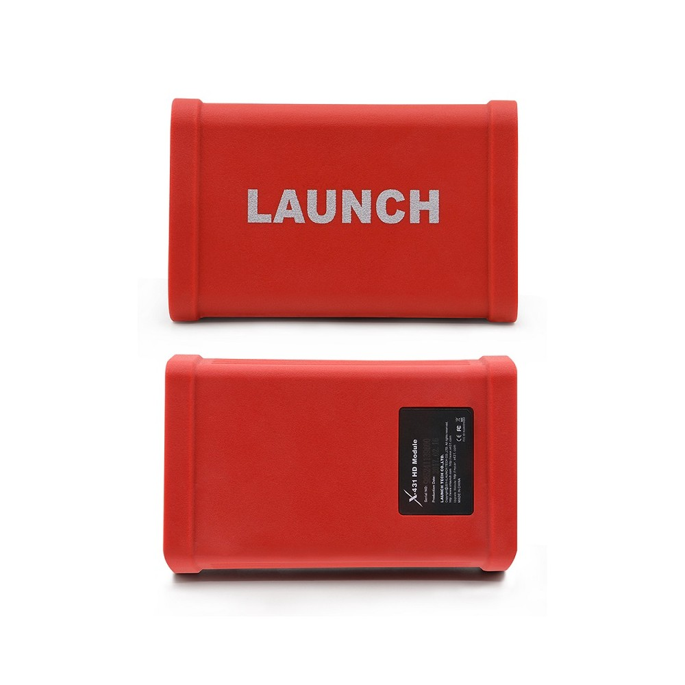 Which Vehicles is the Launch Hd Box Diagnostic Device Compatible with?