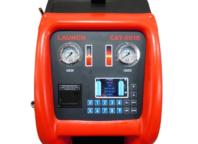 Automatic Transmission Fluid Change with Launch CAT-501