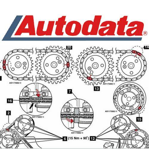Autodata Vehicle Repair Catalog Program