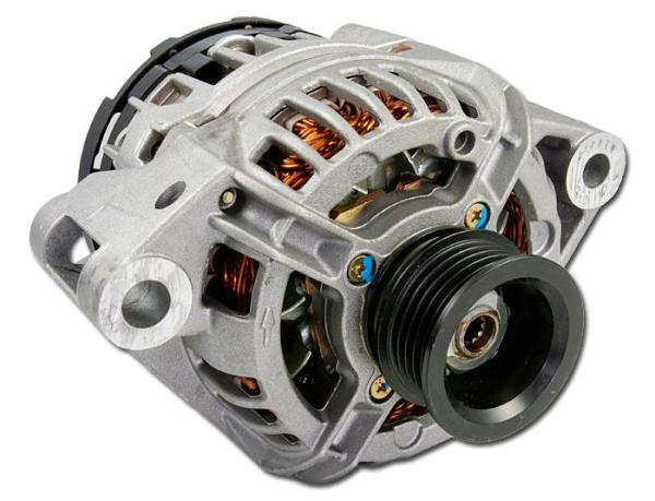 WHAT IS A CHARGING DYNAMO (ALTERNATOR)?