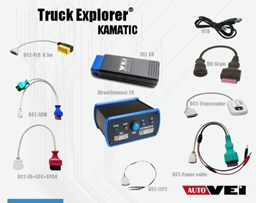 Picture of 2020 Truck Explorer KAMATIC Programming Device