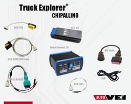 Picture of Autovei Truck Explorer Chipallino