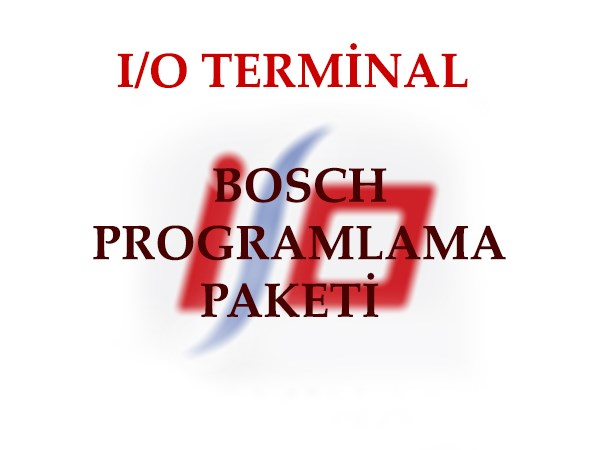 Picture of Ioterminal Bosch Ecu Programming Package