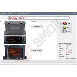 Picture of OL0007 Display Read PIN Opel OBD