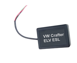 Picture of  Volkswagen Crafter ELV ESL Steering Column Lock Emulator