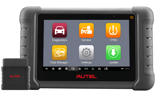 Picture of Autel Maxicheck MX808TS Diagnostic Tool