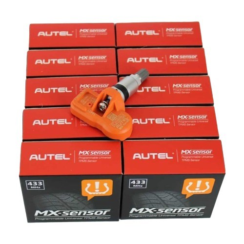 AUTEL MX TIRE PRESSURE SENSOR - 10 PCS ECONOMIC PACKAGE