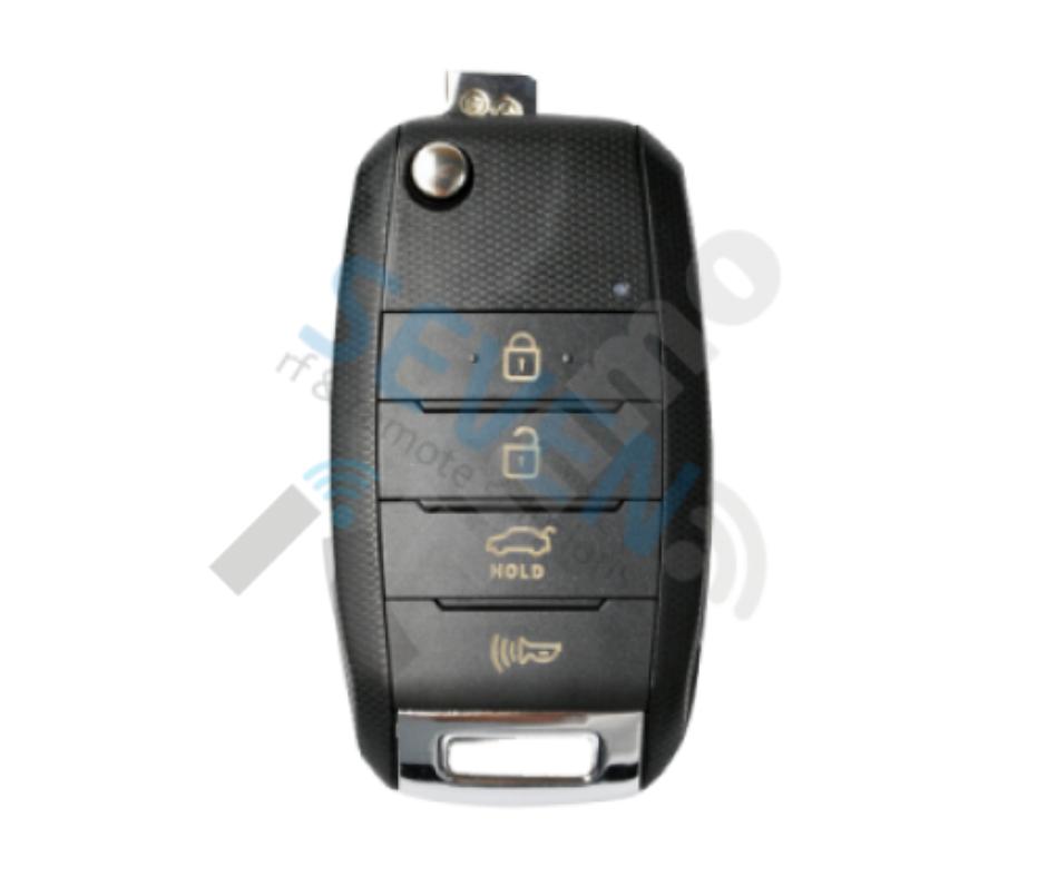 Keydiy B19P Kia Type 3+1 Button Remote
