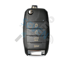 Picture of Keydiy B19P Kia Type 3+1 Button Remote
