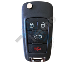 Picture of Keydiy B18 Opel Type 3+1 Remote