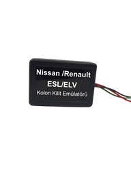 Picture of Nissan / Renault ESL ELV SCL Steering Column Lock Emulator