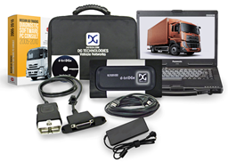 Picture of DG-DBRİDGE Passenger, Light Commercial, Heavy Vehicle Diagnostic Device