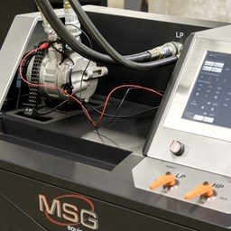 Picture of MSG MS111- AC kompresör test tezgahı