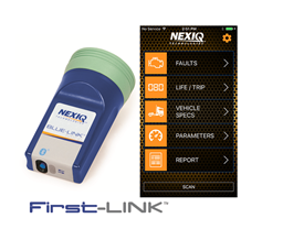 Picture of NEXIQ Blue-Link ™ Mini Fault Detection Device